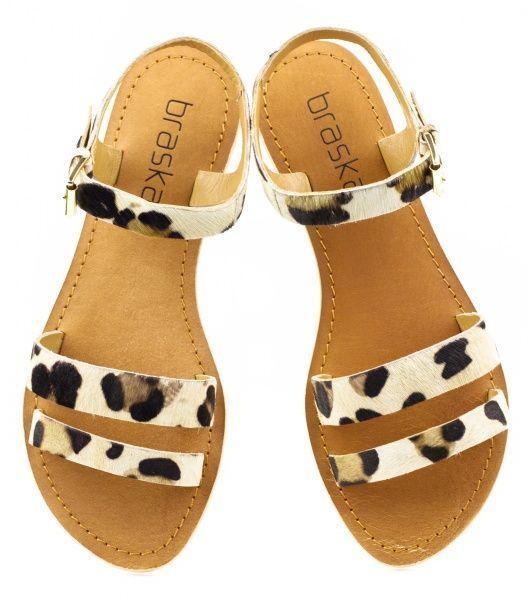 Сандалии женские Braska BS2263 размеры обуви, 2017