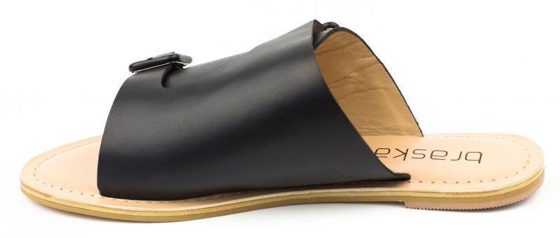BRASKA Шлёпанцы  модель BS2266, фото, intertop