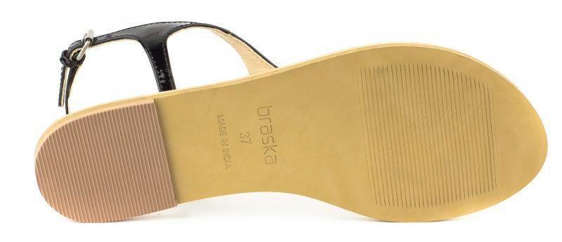 BRASKA Сандалии  модель BS2269, фото, intertop