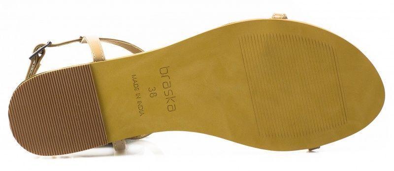Braska Сандалии  модель BS2403 размерная сетка обуви, 2017