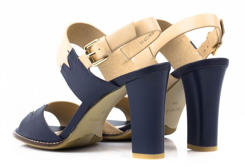 Босоніжки  для жінок Braska BS2415 модне взуття, 2017