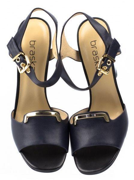 Босоножки для женщин Braska BS2419 брендовая обувь, 2017