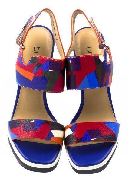 Босоножки для женщин Braska BS2420 брендовая обувь, 2017