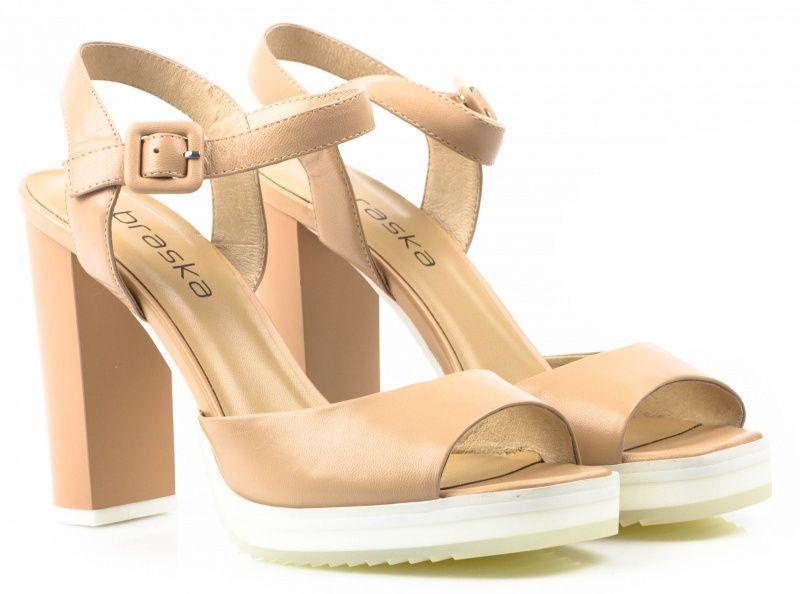 Босоножки для женщин Braska BS2421 размеры обуви, 2017