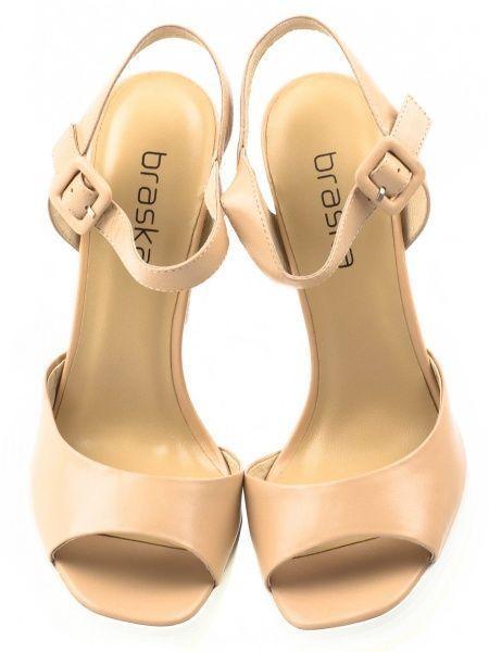 Босоножки для женщин Braska BS2421 брендовая обувь, 2017