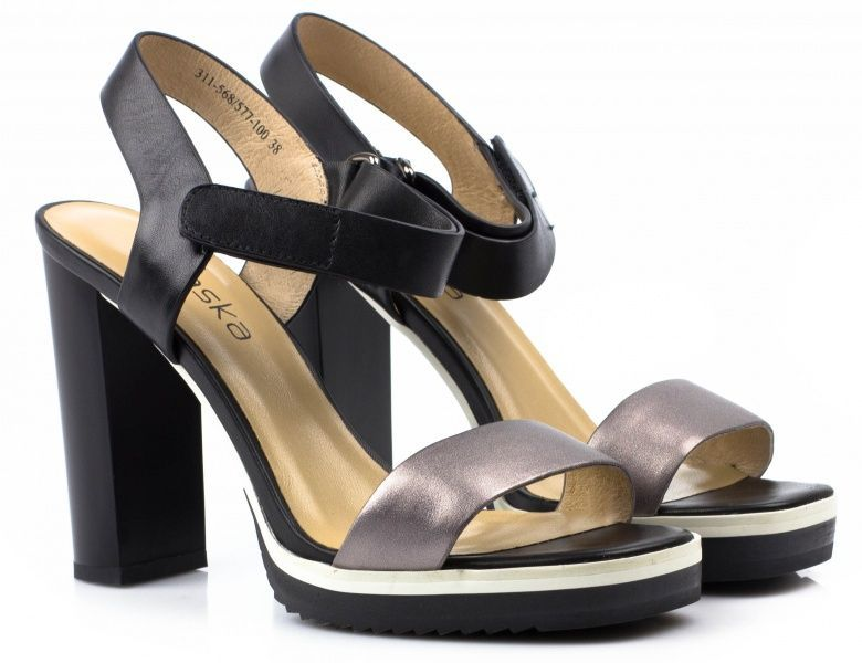 Босоніжки  для жінок Braska BS2422 розміри взуття, 2017