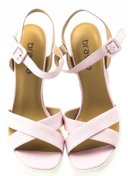Босоножки для женщин Braska BS2424 брендовая обувь, 2017