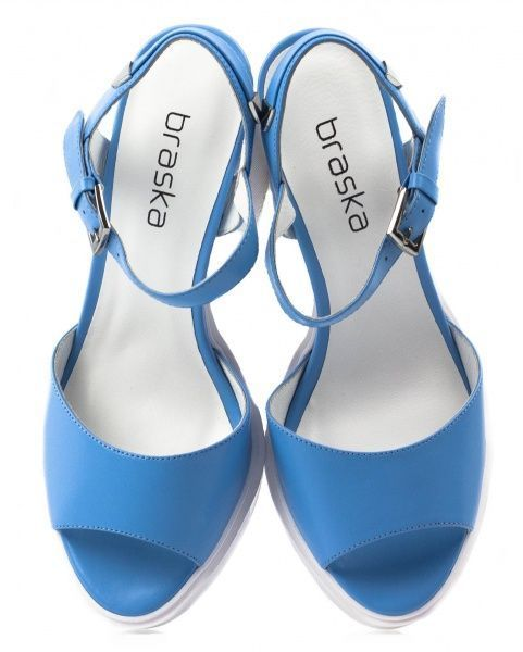 Босоножки для женщин Braska BS2425 брендовая обувь, 2017