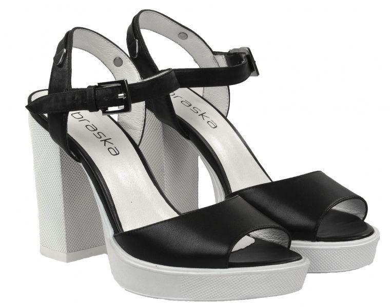 Босоножки для женщин Braska BS2426 размеры обуви, 2017