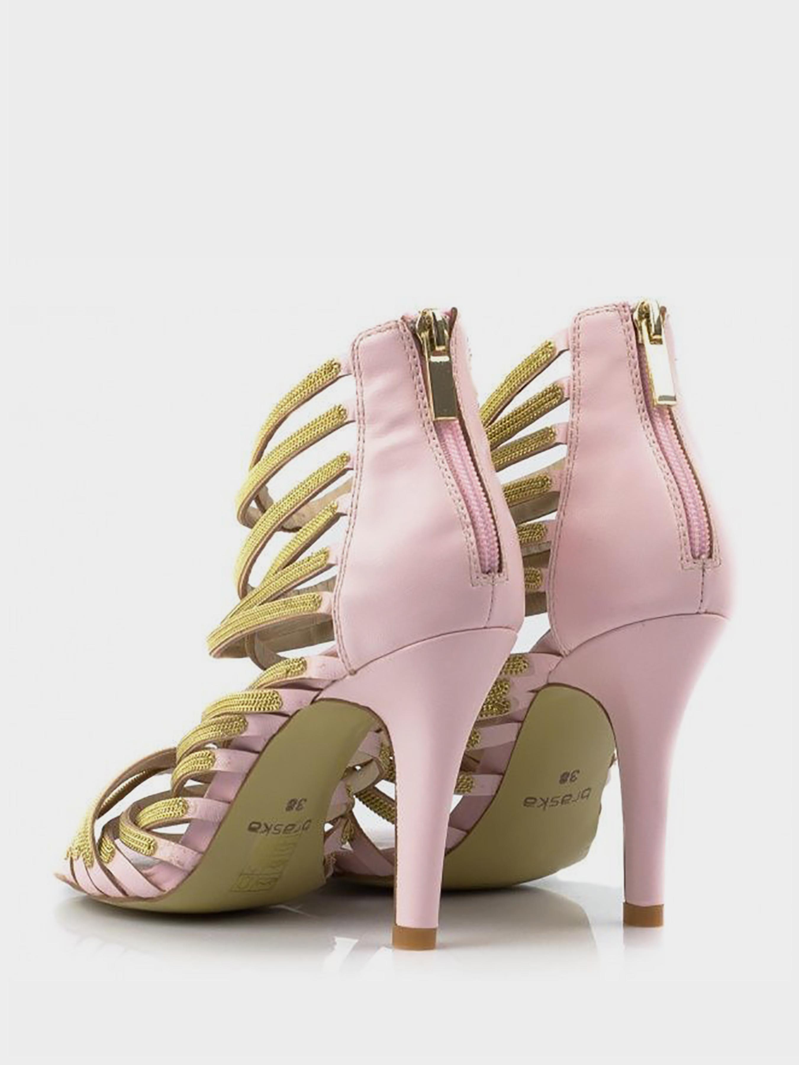 Босоножки для женщин Braska BS2443 размеры обуви, 2017