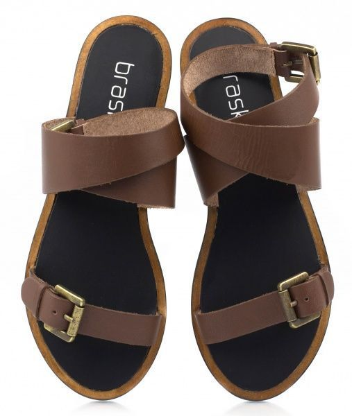 Сандалии для женщин Braska BS2454 модная обувь, 2017