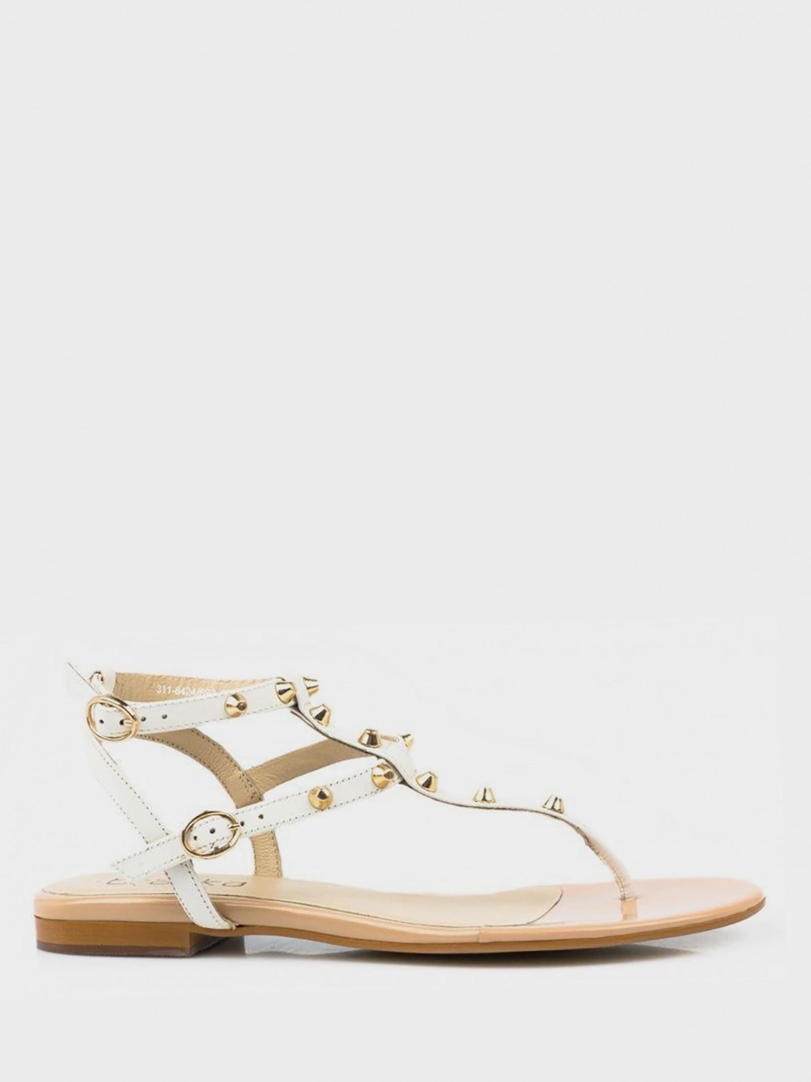 Сандалі  для жінок Braska 311-6424/693 модне взуття, 2017