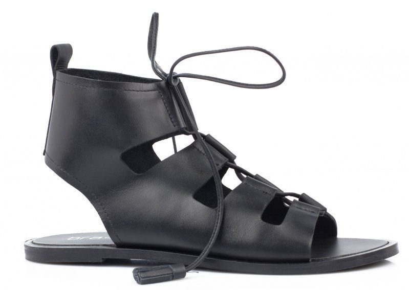 Сандалии для женщин Braska BS2458 размерная сетка обуви, 2017