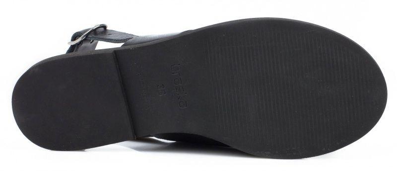 Braska Сандалии  модель BS2459 размерная сетка обуви, 2017