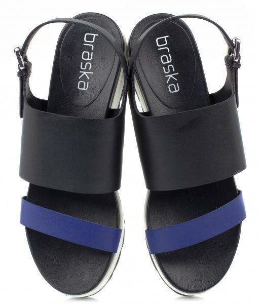 Босоножки для женщин Braska BS2464 брендовая обувь, 2017