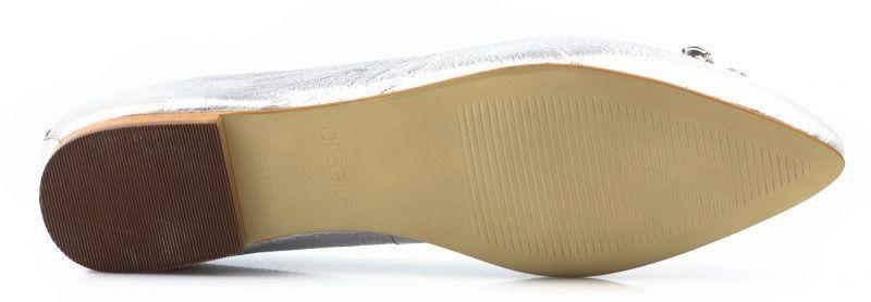 Балетки для женщин Braska BS2468 купить обувь, 2017