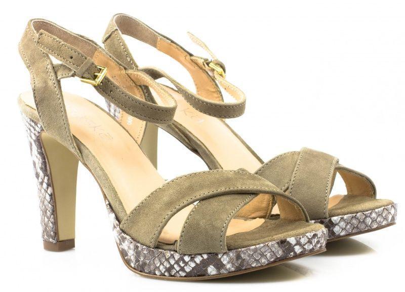 Босоножки для женщин Braska BS2477 размеры обуви, 2017