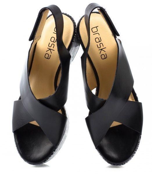 Босоножки для женщин Braska BS2479 брендовая обувь, 2017