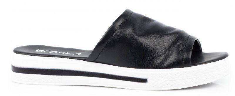 Шлёпанцы для женщин Braska BS2489 размерная сетка обуви, 2017