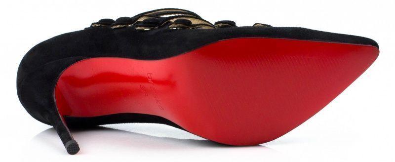 Туфли для женщин Braska BS2499 размерная сетка обуви, 2017