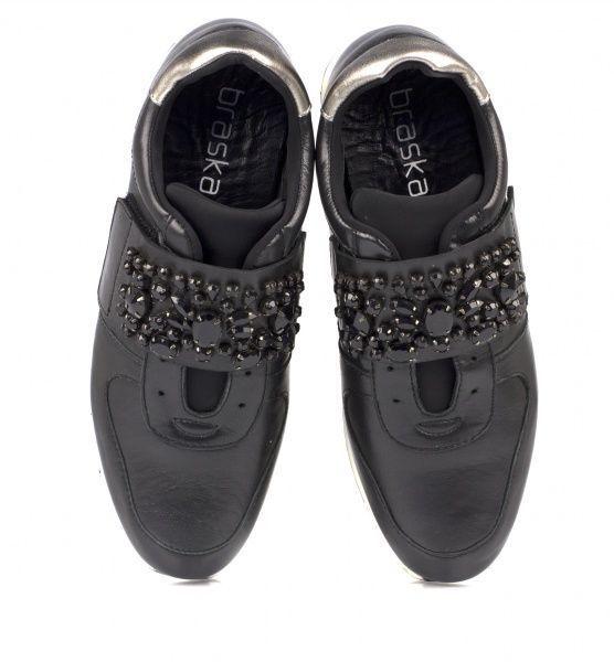 Полуботинки для женщин Braska BS2515 размерная сетка обуви, 2017