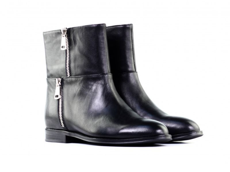 Ботинки для женщин Braska 415-88016L/101 брендовая обувь, 2017
