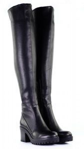 Женские сапоги 36 размера, фото, intertop