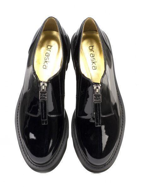 Полуботинки для женщин Braska BS2558 брендовая обувь, 2017