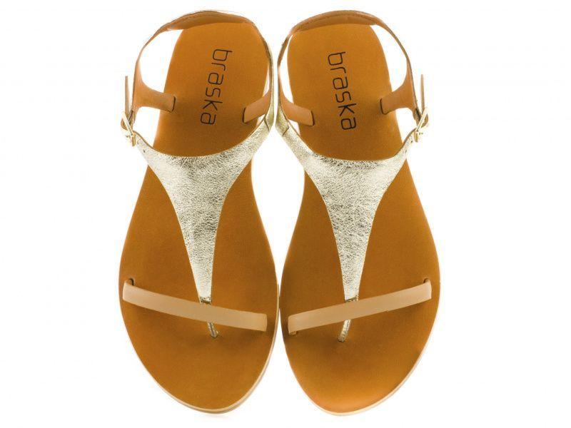 Сандалии для женщин Braska 511-2318/178 размеры обуви, 2017