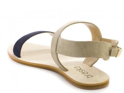 Сандалии для женщин Braska 511-2188/179 брендовая обувь, 2017