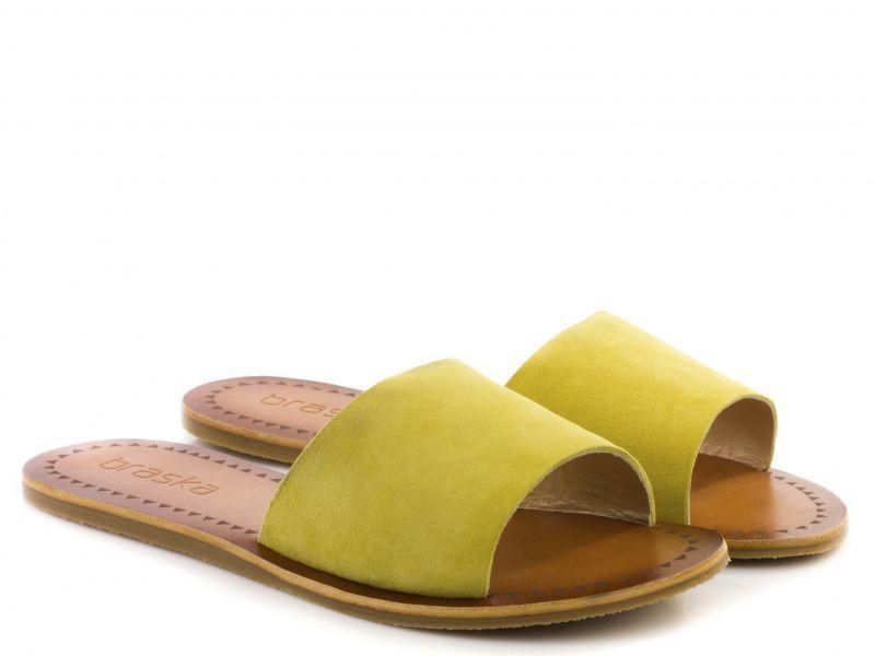 Шлёпанцы для женщин Braska BS2594 размерная сетка обуви, 2017