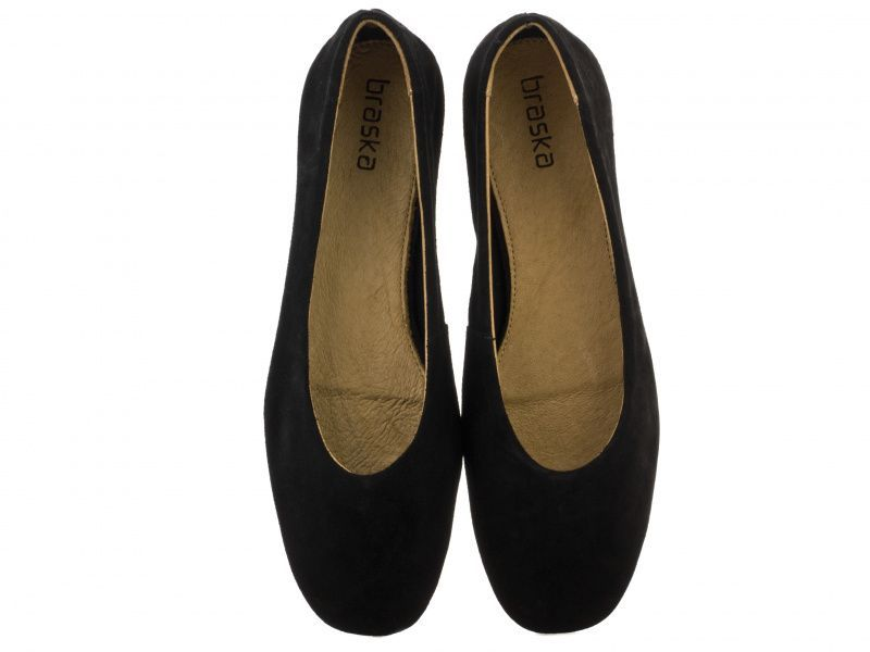 Балетки  для жінок Braska 513-1519/201 брендове взуття, 2017