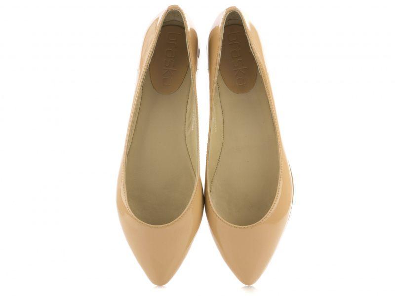 Балетки для женщин Braska BS2611 размеры обуви, 2017