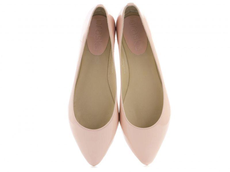 Балетки для женщин Braska BS2612 размеры обуви, 2017