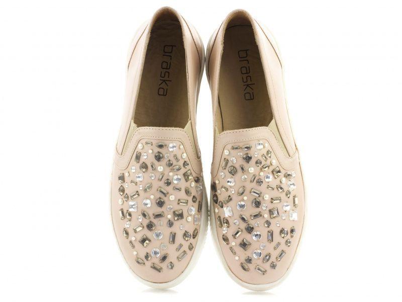 Cлипоны для женщин Braska BS2619 размеры обуви, 2017