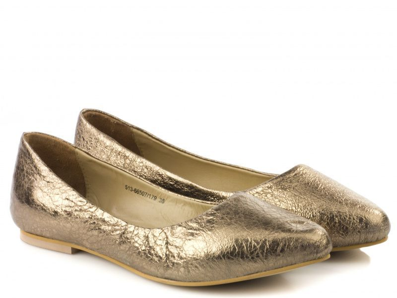 Балетки для женщин Braska 513- 66507/179 брендовая обувь, 2017