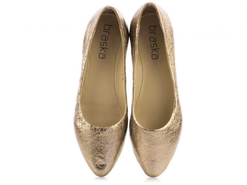 Балетки для женщин Braska BS2625 размеры обуви, 2017