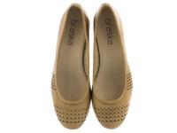 Туфли для женщин Braska 513- 68125/104 брендовая обувь, 2017