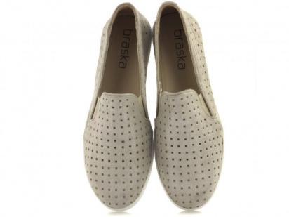 Слипоны для женщин Braska 513- 66150/177 купить обувь, 2017