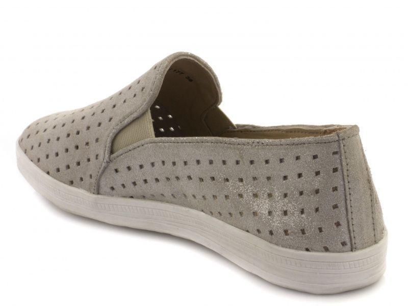 Слипоны для женщин Braska 513- 66150/177 брендовая обувь, 2017