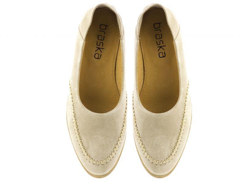 Туфли для женщин Braska BS2638 размерная сетка обуви, 2017