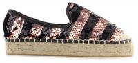 Слипоны для женщин Braska 513-654Т/490 модная обувь, 2017