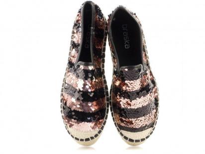 Слипоны для женщин Braska 513-654Т/490 брендовая обувь, 2017