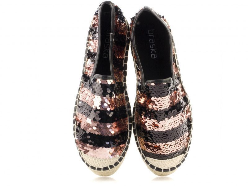 Cлипоны для женщин Braska BS2644 размеры обуви, 2017