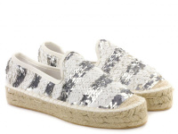 Слипоны для женщин Braska 513-654/502 модная обувь, 2017