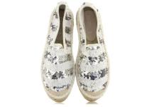 Слипоны для женщин Braska 513-654/502 купить обувь, 2017