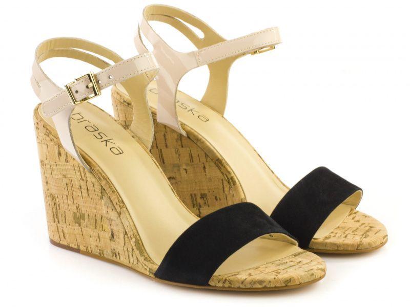 Босоножки для женщин Braska BS2646 размеры обуви, 2017