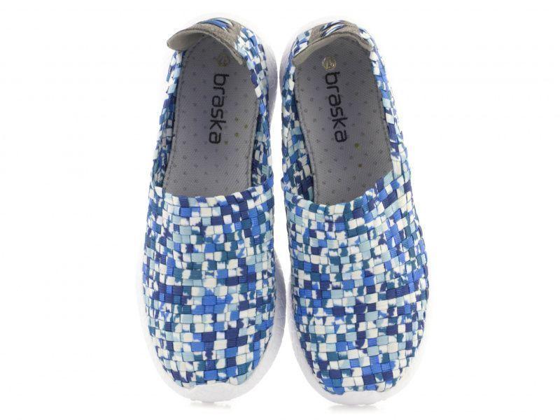 Слипоны для женщин Braska BS2653 размеры обуви, 2017