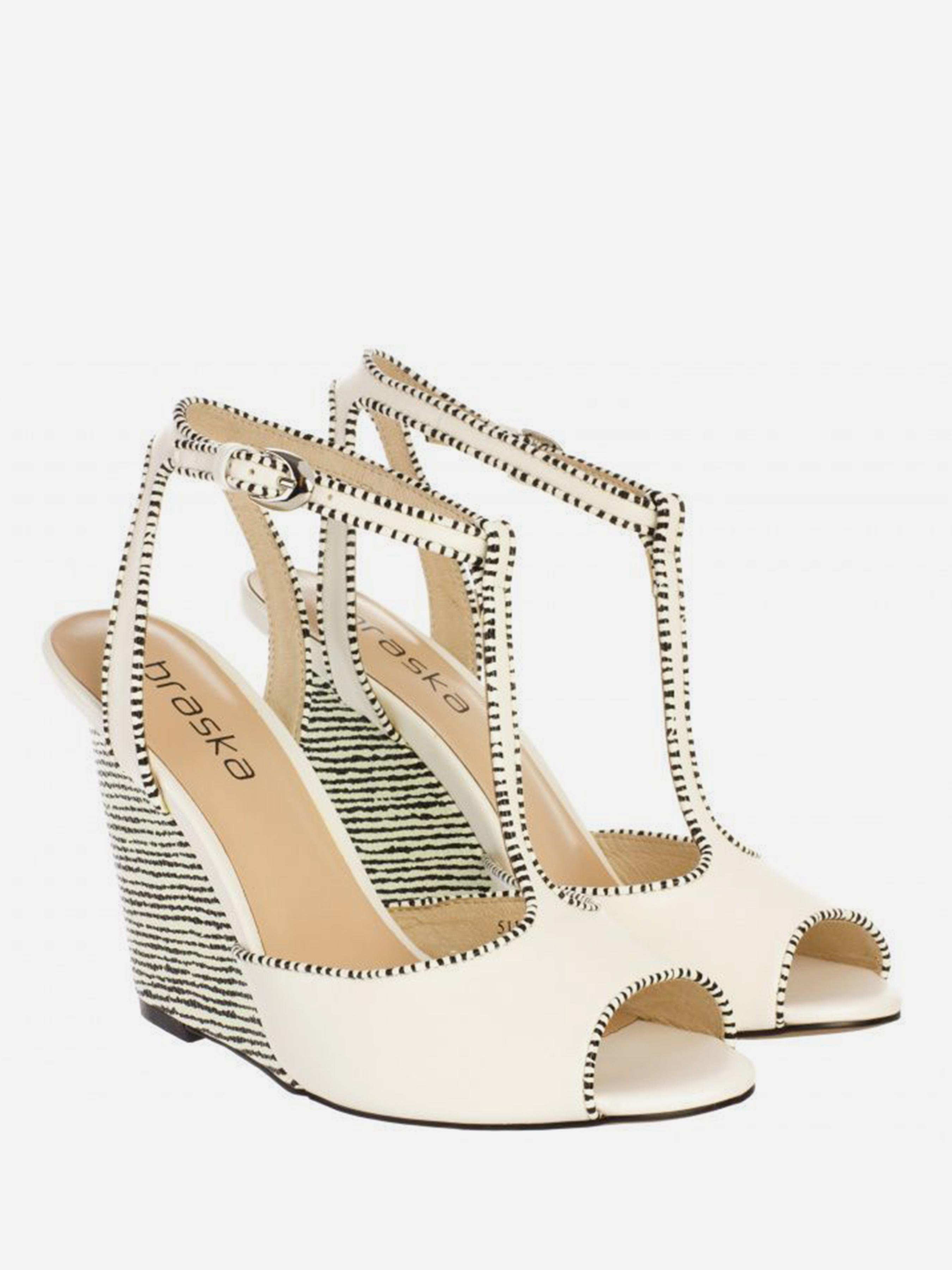 Босоножки для женщин Braska BS2659 размеры обуви, 2017