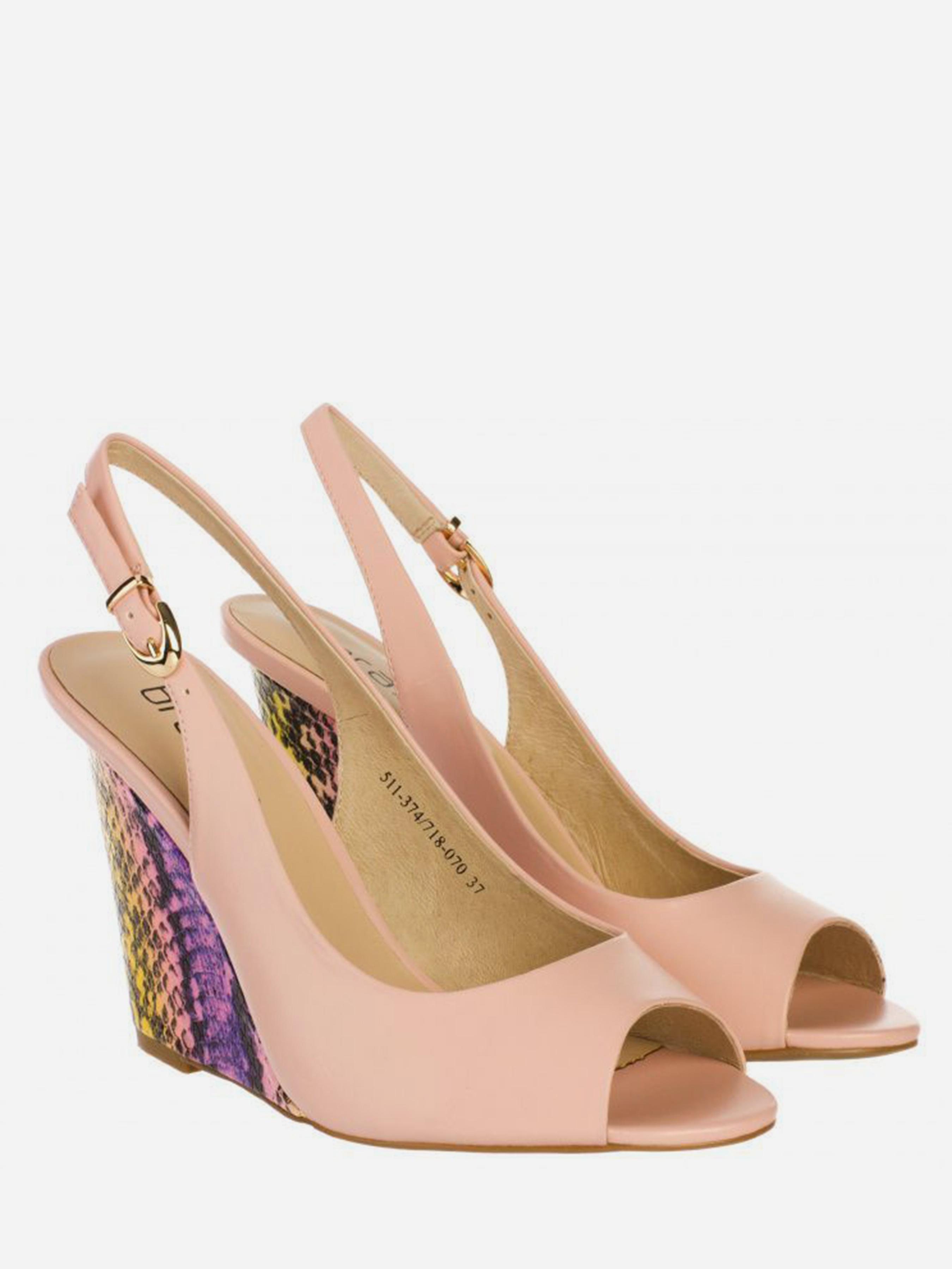 Босоножки для женщин Braska BS2660 размеры обуви, 2017